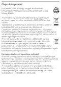 Philips Microchaîne - Mode d'emploi - HUN - Page 4