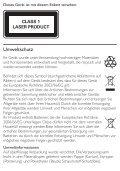Philips Microchaîne - Mode d'emploi - DEU - Page 4