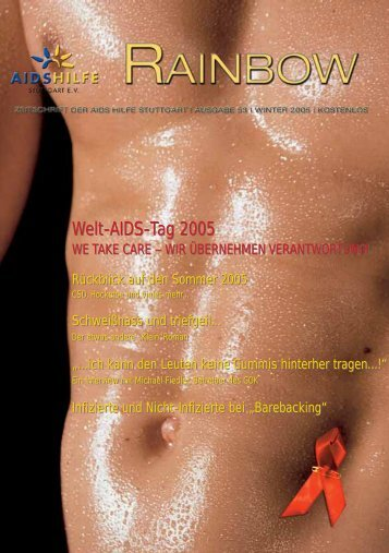 Abschiedsgala der Brücke eV im Theaterhaus - AIDS-Hilfe Stuttgart