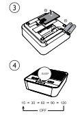 Philips Radio réveil avec tuner numérique - Mode d'emploi - FIN - Page 3