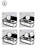 Philips Radio réveil avec tuner numérique - Mode d'emploi - FIN - Page 5