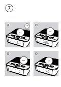 Philips Radio réveil avec tuner numérique - Mode d'emploi - FIN - Page 6