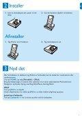 Philips Streamium Station d'accueil - Guide de mise en route - DAN - Page 3