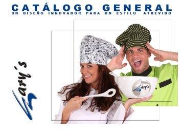CATALOGO GENERAL 2011 DESCAT