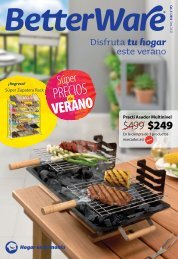 Catálogo de productos 05 / 2016