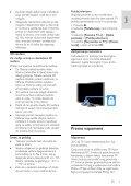 Philips 3100 series Téléviseur LED ultra-plat - Mode d'emploi - SRP - Page 5