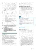 Philips Minichaîne hi-fi - Mode d'emploi - SWE - Page 4