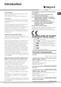 KitchenAid JLE61P - Cooker - JLE61P - Cooker EN (F084154) Istruzioni per l'Uso - Page 3