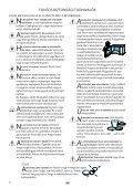 KitchenAid JQ 276 BL - Microwave - JQ 276 BL - Microwave HU (858727699490) Istruzioni per l'Uso - Page 4