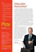 Pistelehti 2/2005 - KTA-Yhtiöt Oy - Page 2