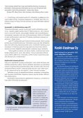 Pistelehti 2/2005 - KTA-Yhtiöt Oy - Page 7