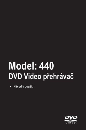 Philips Magnavox MDV440/12 - Mode d'emploi - CES
