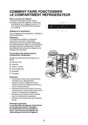 KitchenAid 5100700015 - Refrigerator - 5100700015 - Refrigerator FR (855162916040) Istruzioni per l'Uso