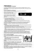 KitchenAid 5100700015 - Refrigerator - 5100700015 - Refrigerator FR (855162916040) Istruzioni per l'Uso - Page 3