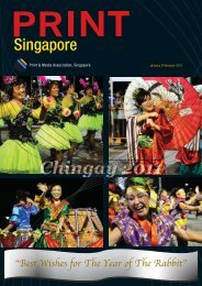 contents - Print and Media Association, Singapore