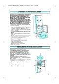 KitchenAid 845 358 10 - Fridge/freezer combination - 845 358 10 - Fridge/freezer combination NO (853976201000) Istruzioni per l'Uso - Page 7