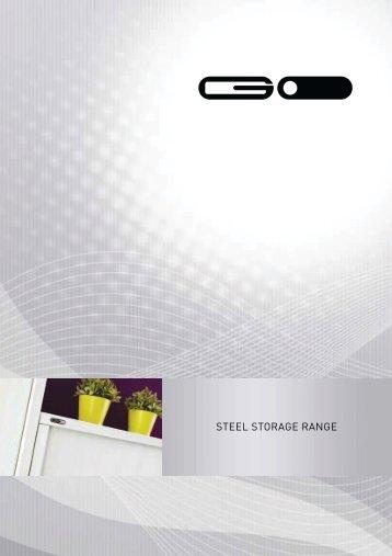eSpecially Office GO Steel Storage Range Catalogue