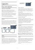 Philips 4000 series Téléviseur LED plat Full HD - Mode d'emploi - POR - Page 6