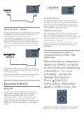 Philips 4000 series Téléviseur LED plat Full HD - Mode d'emploi - POR - Page 7