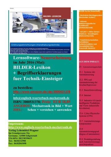 Technik-Begriffe verstehen (Konstruktionszeichnung Sensor Skizzen Abbildung Hydraulik Schaltplan Mechatronik glossar