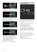 Philips 7000 series Téléviseur LED Smart TV - Mode d'emploi - TUR - Page 6