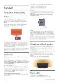 Philips 9000 series Téléviseur LED Smart TV - Mode d'emploi - TUR - Page 6