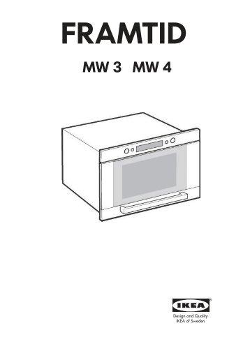 KitchenAid 50108885 - Microwave - 50108885 - Microwave EUR (858744316570) Installazione