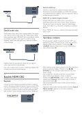 Philips 4000 series Téléviseur LED ultra-plat - Mode d'emploi - SRP - Page 7