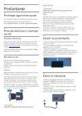 Philips 8700 series Téléviseur LED 4K incurvé avec Android TV™ - Mode d'emploi - HRV - Page 6
