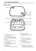 Philips Haut-parleur Bluetooth WeCall - Mode d'emploi - LIT - Page 6