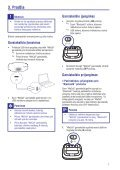 Philips Haut-parleur Bluetooth WeCall - Mode d'emploi - LIT - Page 7