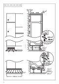 KitchenAid T 16 A1 D/HA - Fridge/freezer combination - T 16 A1 D/HA - Fridge/freezer combination IT (853903401500) Installazione - Page 6