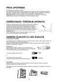 KitchenAid T 16 A1 D/HA - Fridge/freezer combination - T 16 A1 D/HA - Fridge/freezer combination SR (853903401500) Istruzioni per l'Uso - Page 2