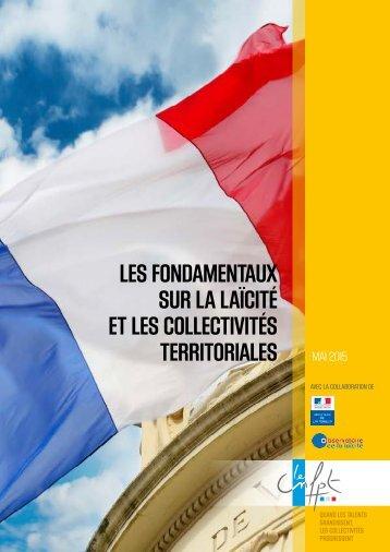 Les fondamentaux sur la laïcité et les collectivités territoriales