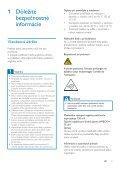 Philips GoGEAR Baladeur MP4 - Mode d'emploi - SLK - Page 5