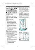 KitchenAid A 215R/M - Refrigerator - A 215R/M - Refrigerator NL (853985238000) Istruzioni per l'Uso - Page 5