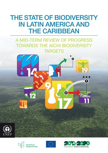 The State Of Biodiversity In Latin America And The Caribbean