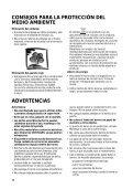 KitchenAid 20123000 - Oven - 20123000 - Oven ES (857921101510) Istruzioni per l'Uso - Page 5