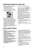 KitchenAid 20123000 - Oven - 20123000 - Oven HU (857921101510) Istruzioni per l'Uso - Page 5