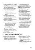 KitchenAid 20123000 - Oven - 20123000 - Oven HU (857921101510) Istruzioni per l'Uso - Page 6