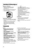 KitchenAid 20123000 - Oven - 20123000 - Oven FI (857921101510) Istruzioni per l'Uso - Page 5