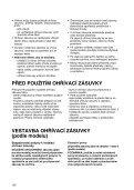 KitchenAid 60123908 - Platewarmer - 60123908 - Platewarmer CS (852902401000) Istruzioni per l'Uso - Page 3