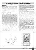 KitchenAid D 3 F (IX)/HA - Hob - D 3 F (IX)/HA - Hob PL (F050118) Istruzioni per l'Uso - Page 5