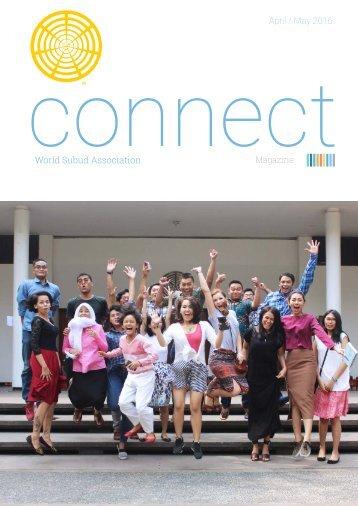 WSA Connect #1 eMagazine - English