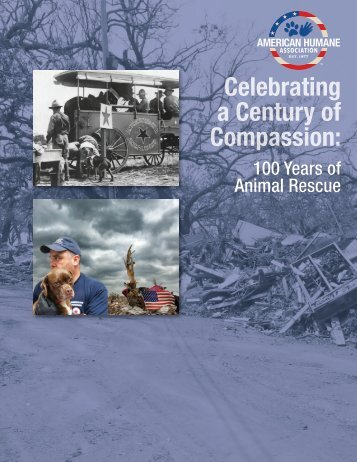 Celebrating a Century of Compassion