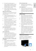 Philips 3800 series Téléviseur LED - Mode d'emploi - SRP - Page 7