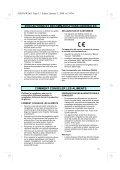 KitchenAid S 32/08 - Freezer - S 32/08 - Freezer FR (850794580000) Istruzioni per l'Uso - Page 3