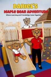 Maple Bear Adventure - single page