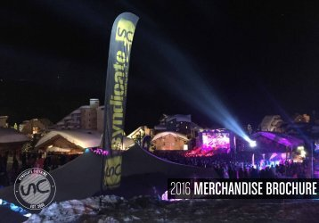 2016 MERCHANDISE BROCHURE