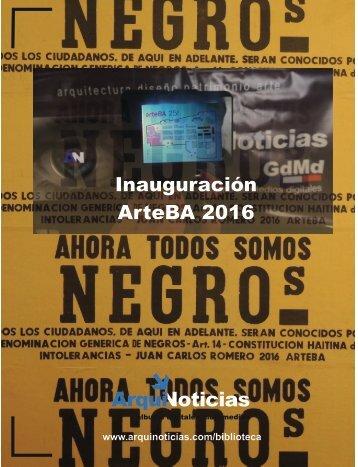 Arte BA 18-5-2016